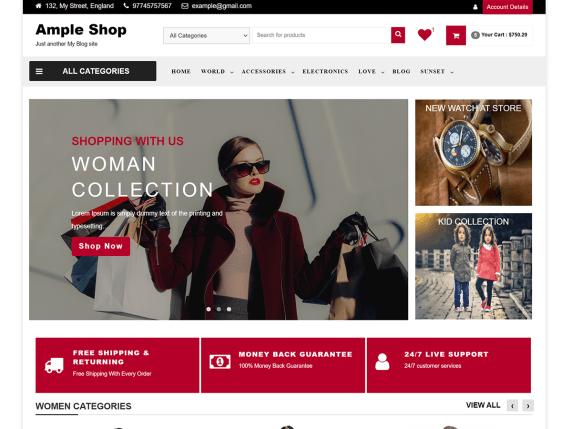 Ample Shop