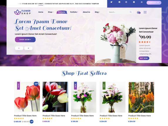 Florist Flower Shop