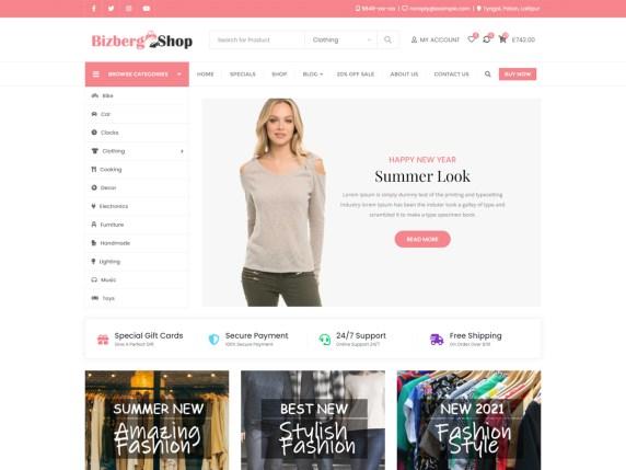 Bizberg Shop