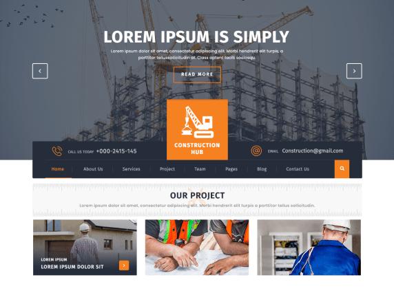 Construction Hub