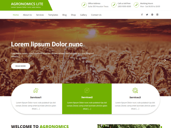 Agronomics Lite