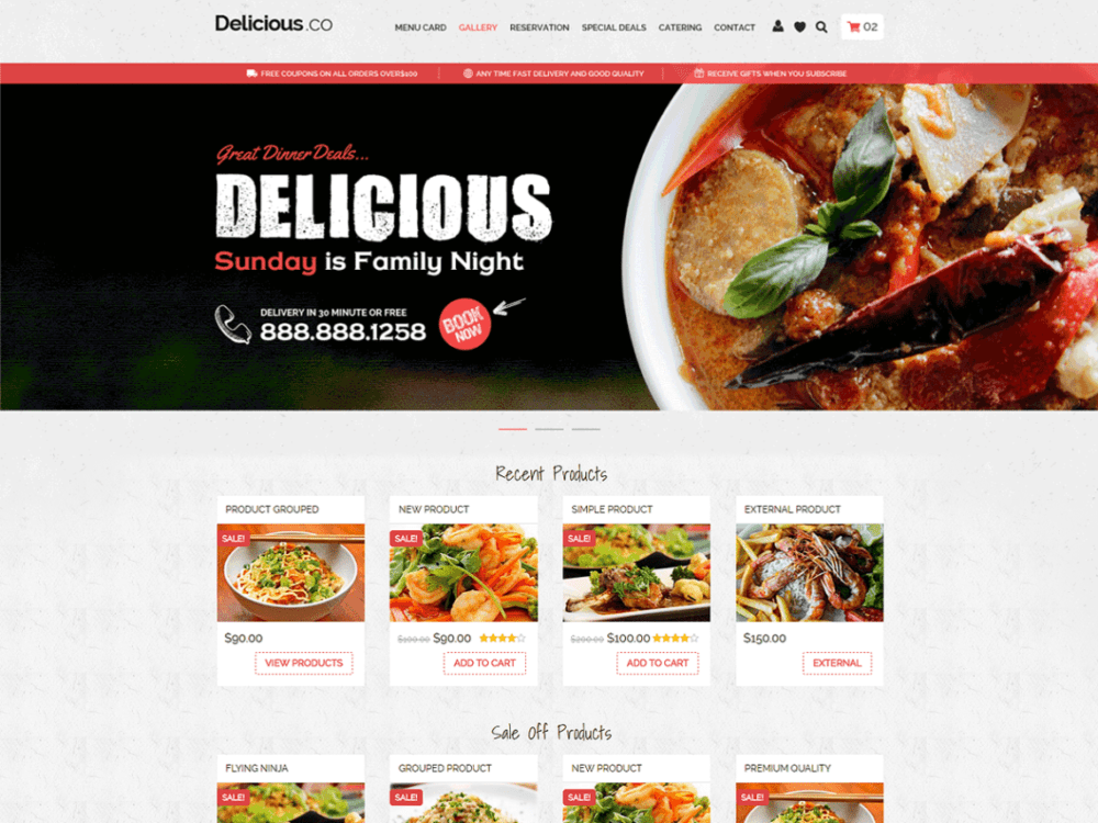 Download free foody wordpress theme justfreewpthemes foody store is wordpress ecommerce theme built with bootstrap v337 css3 based on woocommerce pluginis theme is appropriate recommendable for food forumfinder Choice Image
