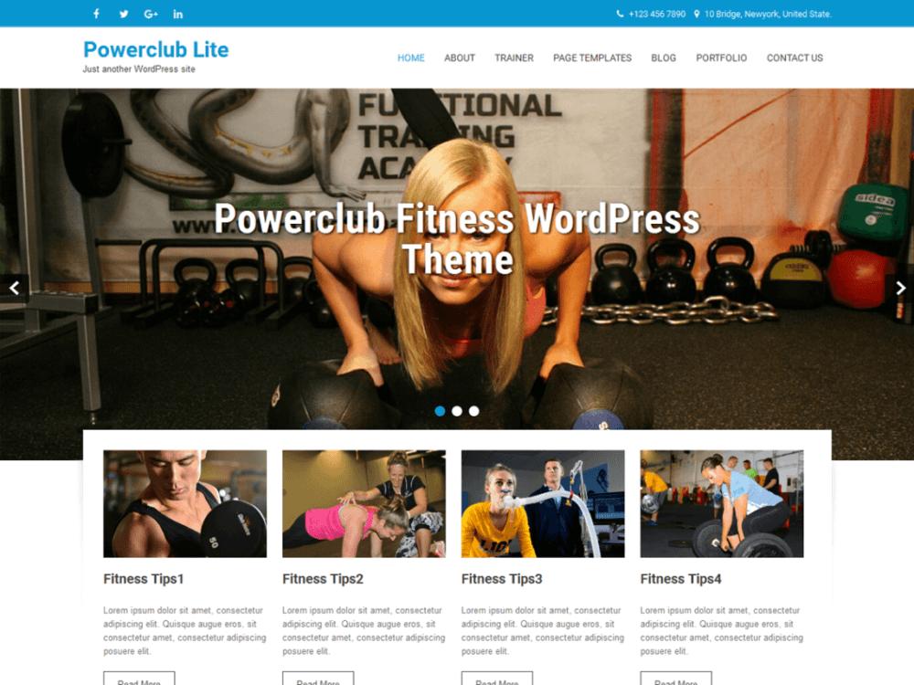 Powerclub Lite