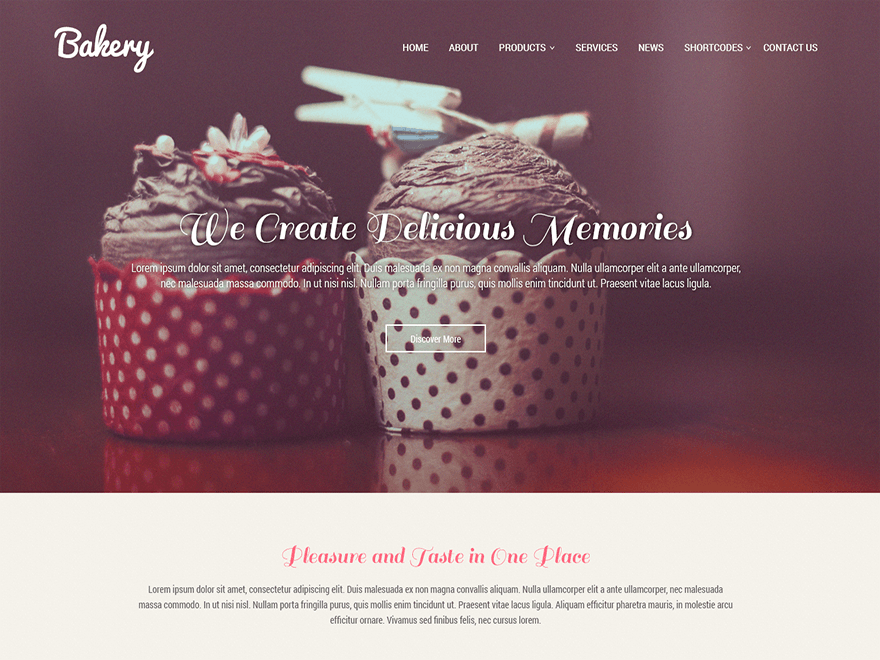 Download Free Skt Bakery Wordpress Theme Justfreewpthemes