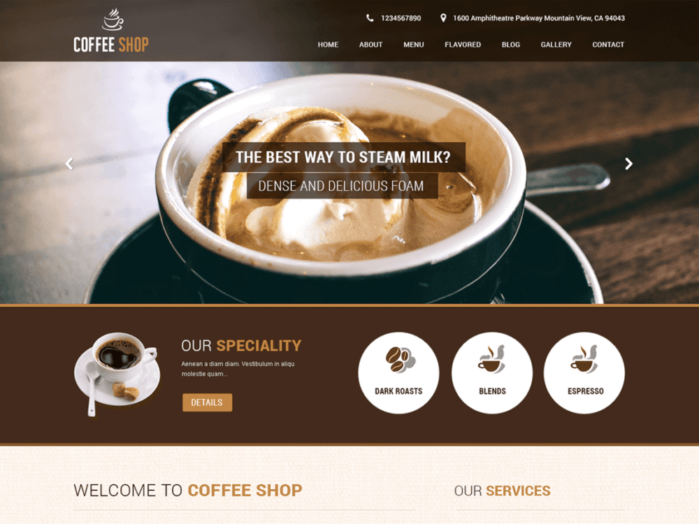 Download free skt coffee wordpress theme justfreewpthemes skt coffee is a responsive cafe and restaurant wordpress theme which is multipurpose and can be used for hotels food recipes nature agriculture forumfinder Choice Image