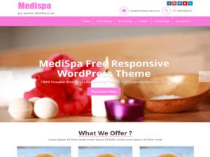 Top 13 Best Free WordPress Spa Theme In 2021