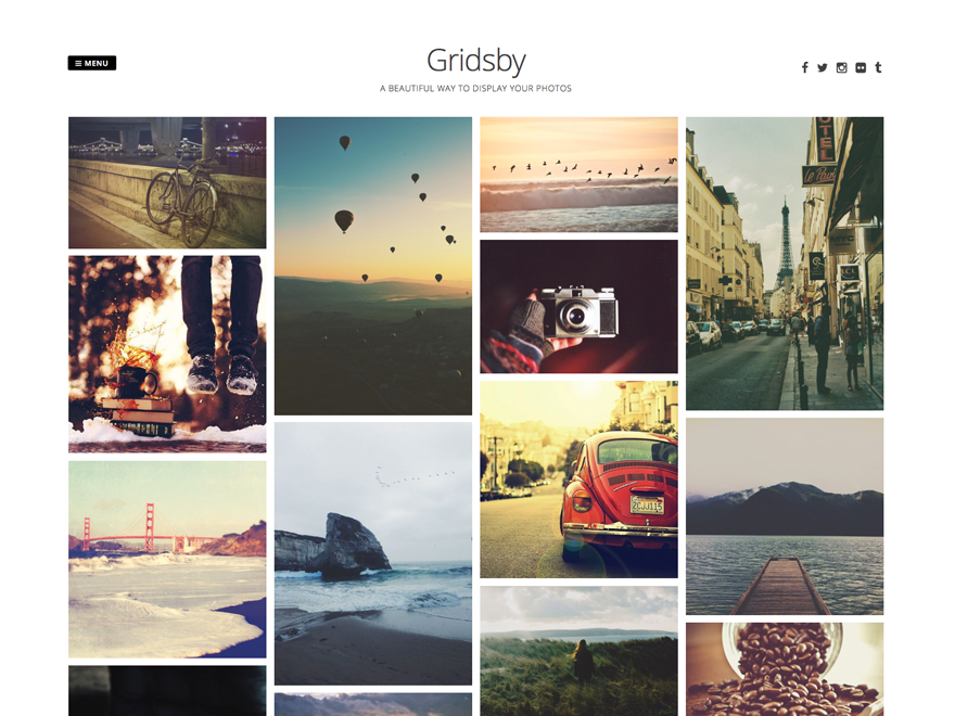 Download Free Gridsby WordPress theme - JustFreeWPThemes