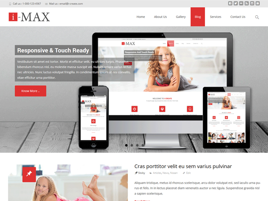 Download free imax wordpress theme justfreewpthemes free imax wordpress theme friedricerecipe Gallery