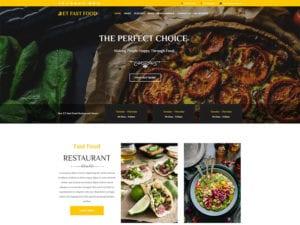 Top 15 Amazing WordPress Food Theme In 2021