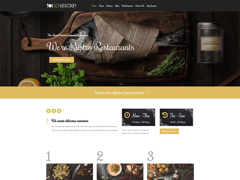 Download Free ET Rustro Wordpress theme - JustFreeWPThemes