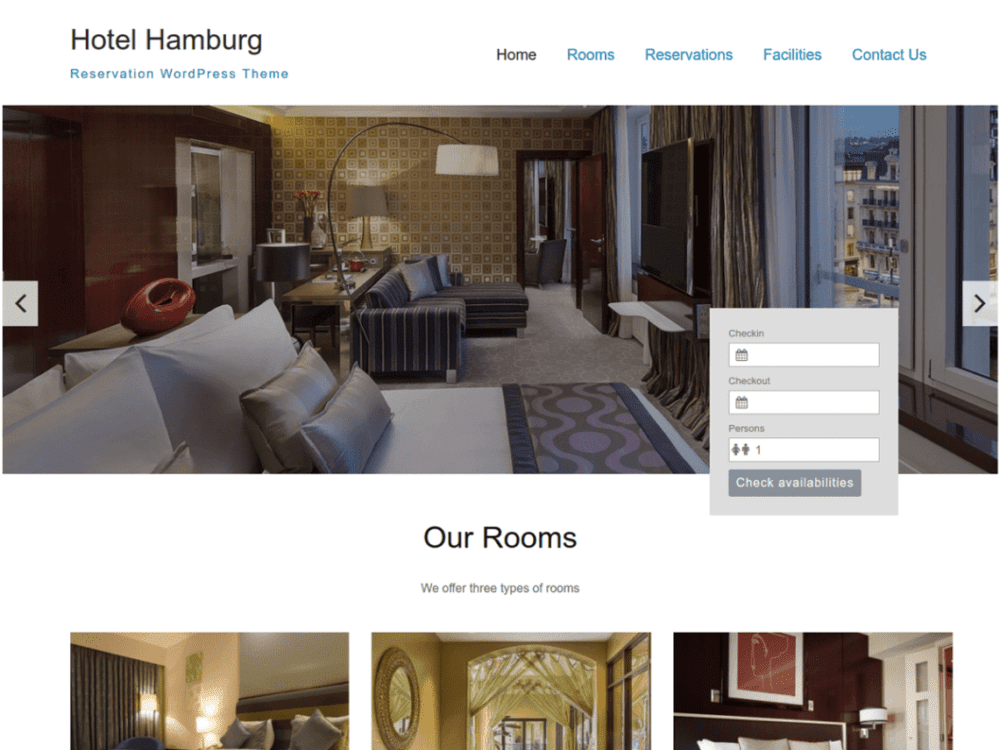 Hotel Hamburg