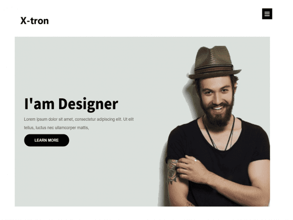 Free Xtron WordPress theme