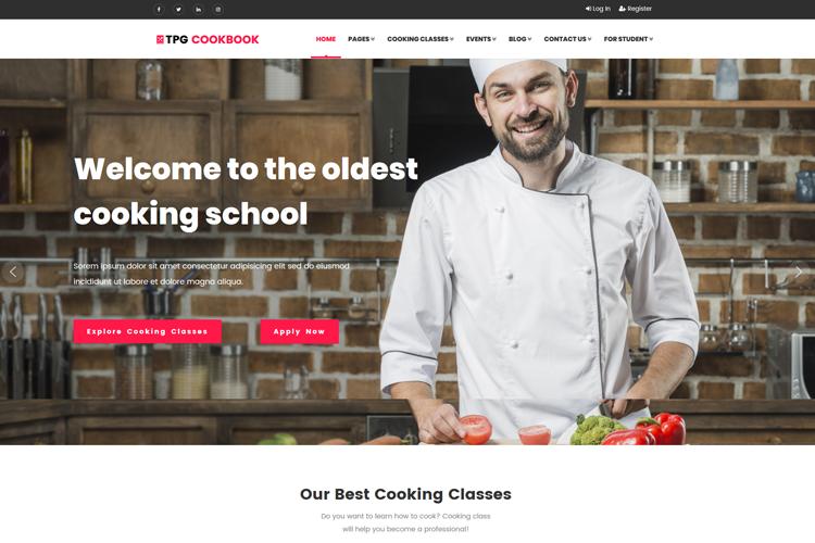 tpg-cookbook-free-responsive-wordpress-theme-home