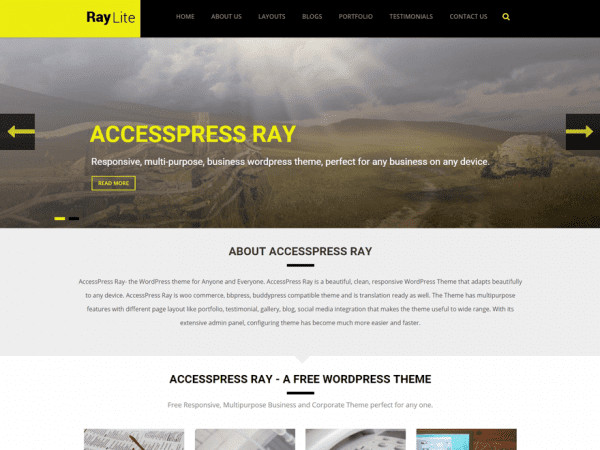 Top Best Free Wordpress Themes and Templates Downloads in 2019