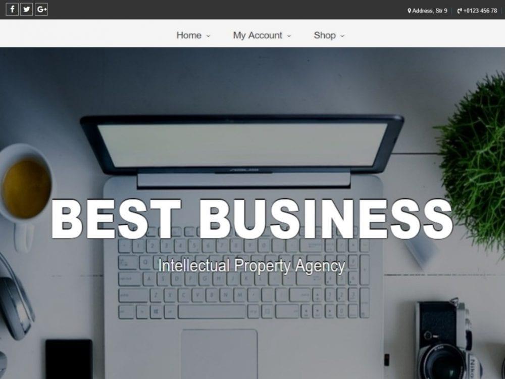 Free Best WP WordPress theme