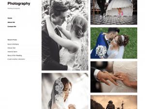 Free X Portfolio WordPress theme