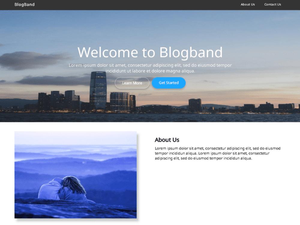 blogband