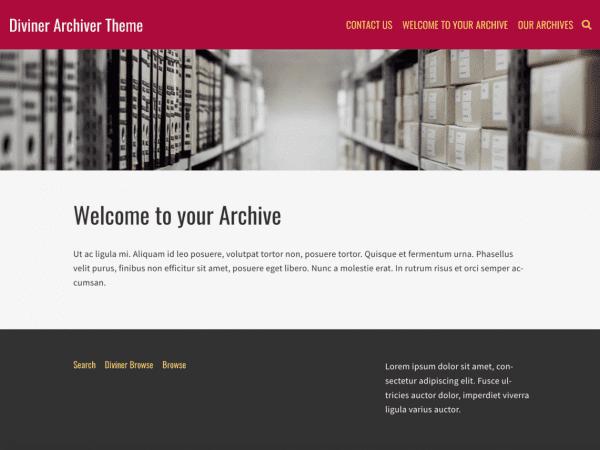diviner archive