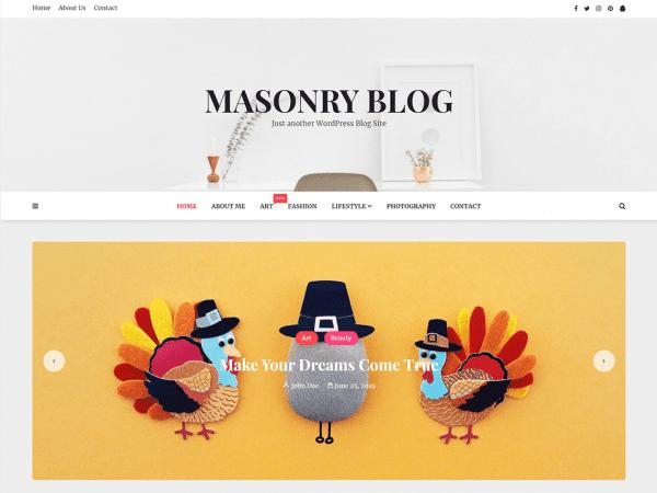 masonry blog