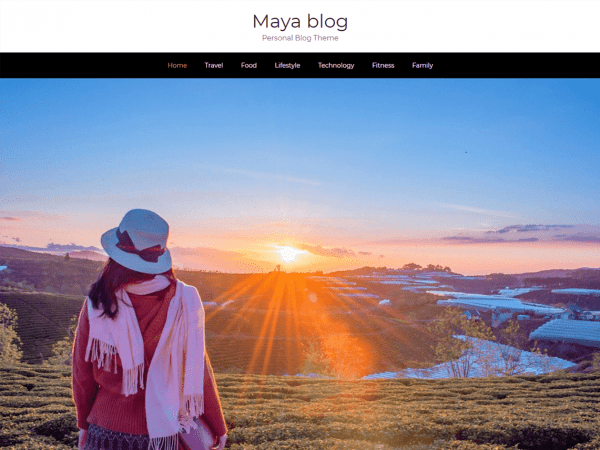 maya blog
