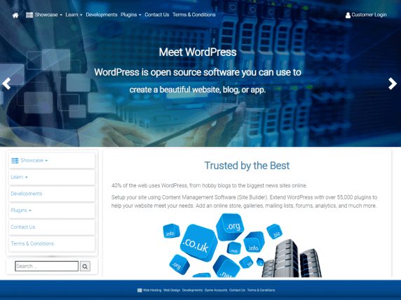 Fold WordPress Theme